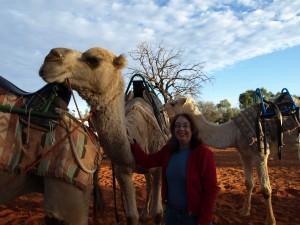 Camel Ride, Near Uluru, Northern Territory, 2009