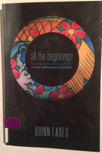 Book of the week - all the beginnings
