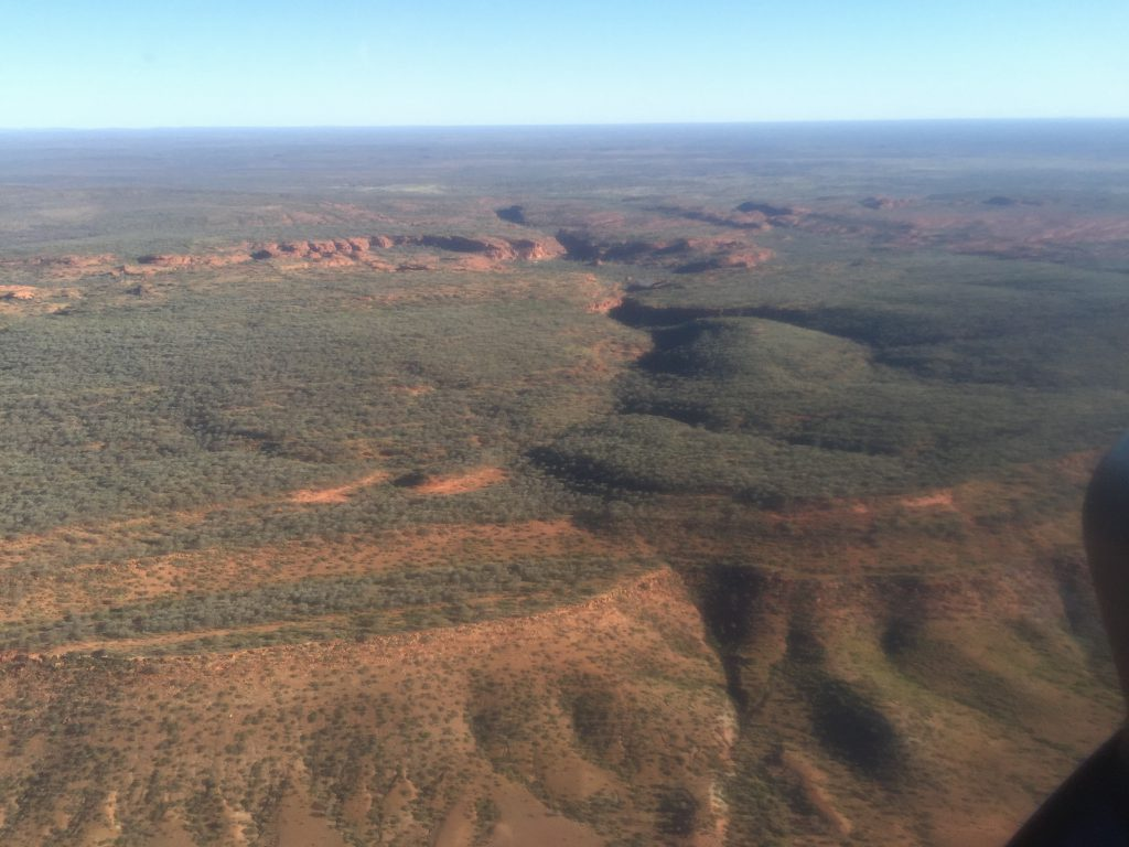 Middle Ranges - near Kings Canyon